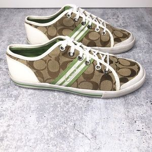Coach Casual Sneakers Women's Size 7